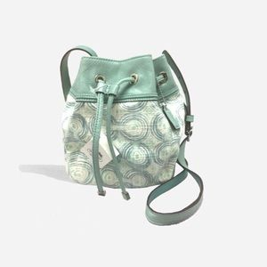 🌸NEW🌸 Coach Audrey Opt Art Swirl Crossbody Bag